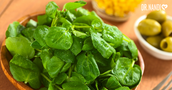 Health Benefits Watercress
