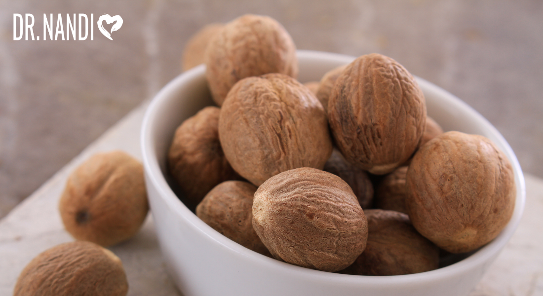 Health Benefits Nutmeg