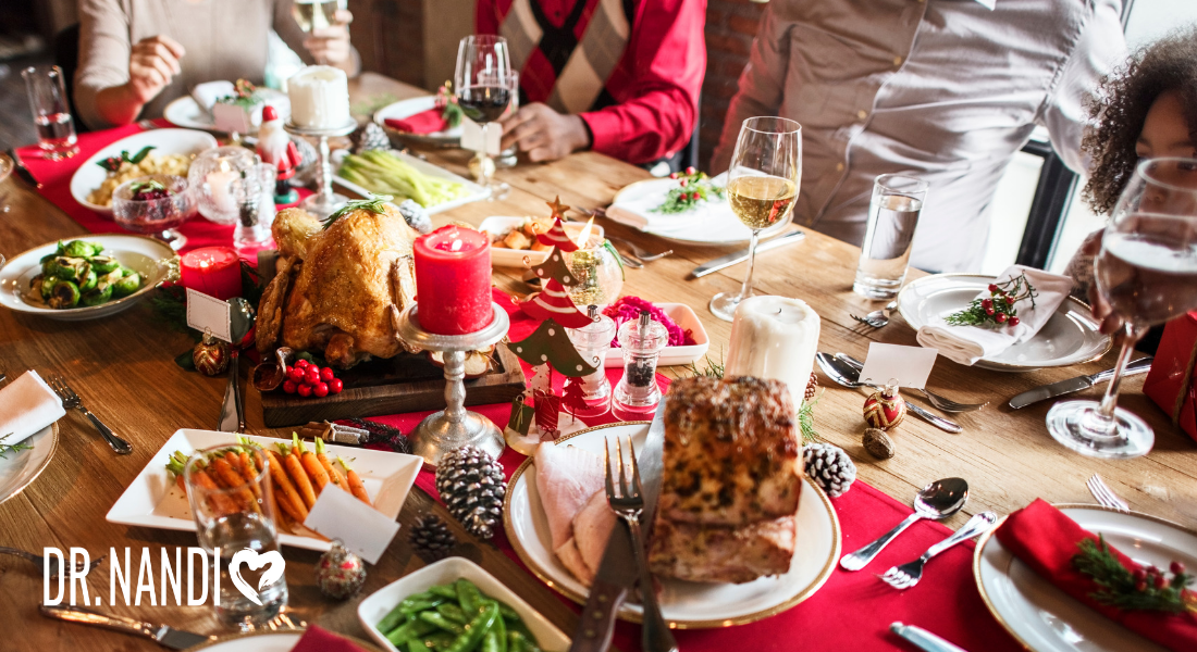 7 Holiday Foods That Can Increase GERD Symptoms