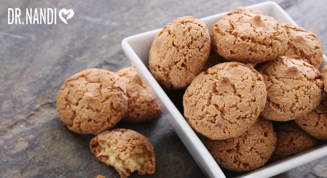 Almond Nutmeg Cookie Recipe