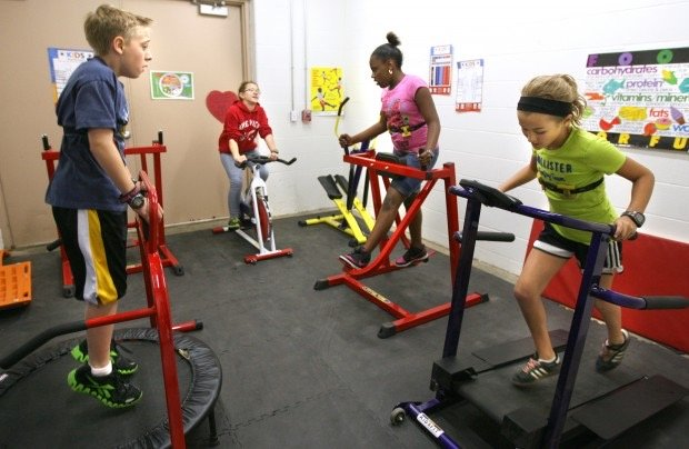 Fitness Equipment For Schools: Are your school students fit enough to win at life?