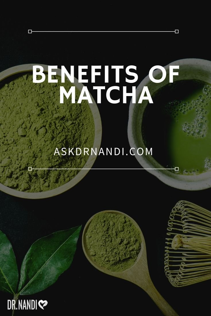Why You Should Drink Matcha Green Tea