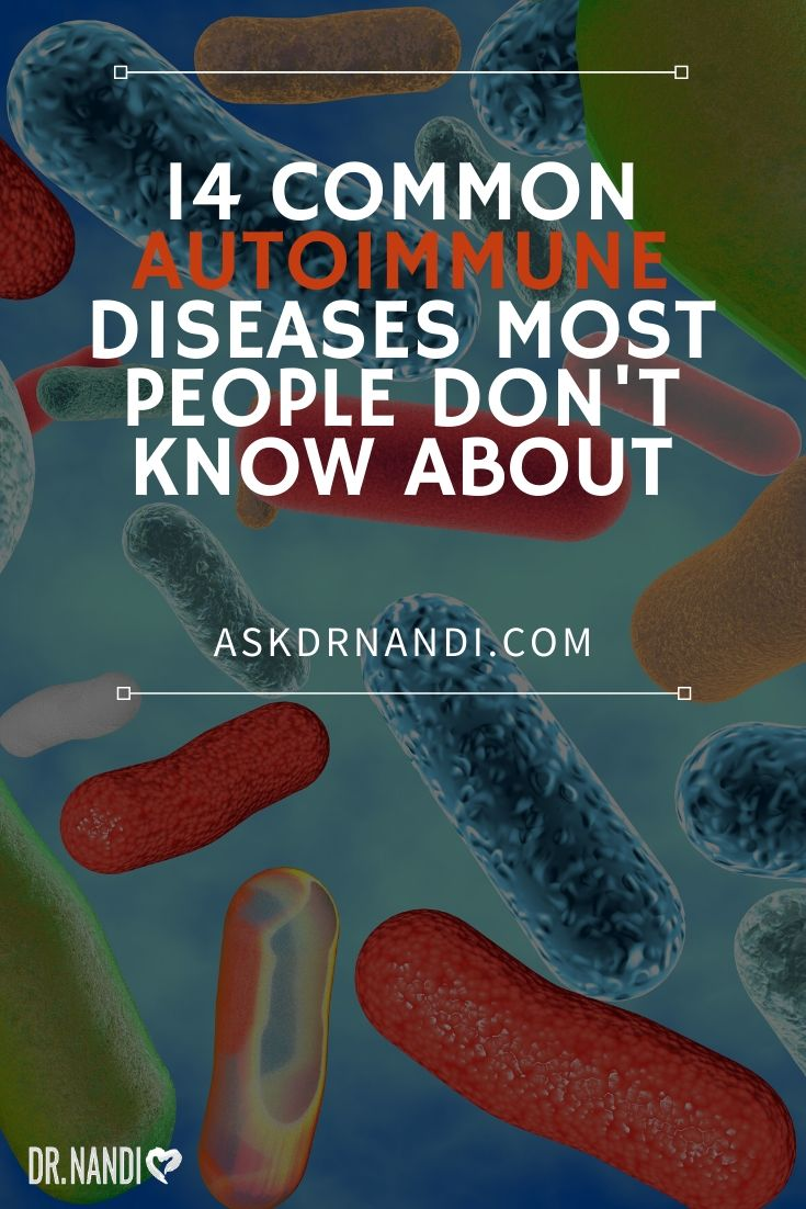What Are Autoimmune Disorders?