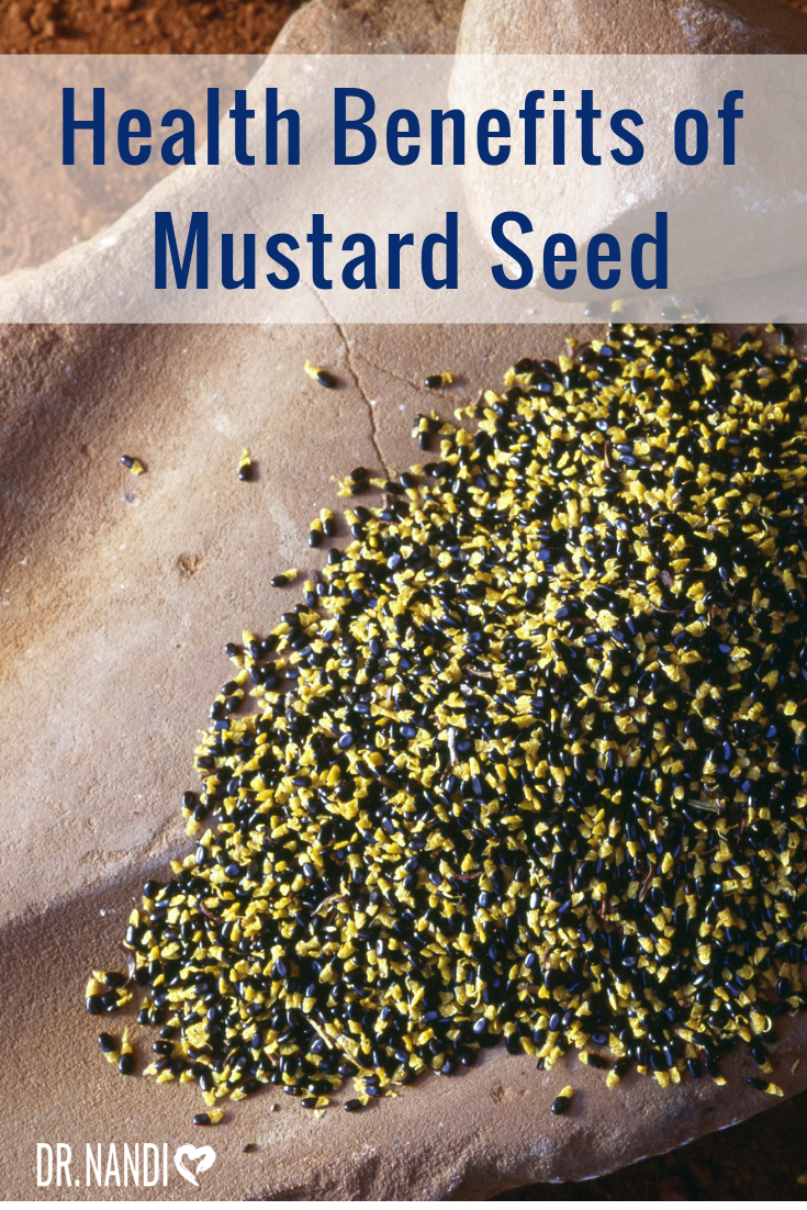 Health Benefits of Mustard Seed