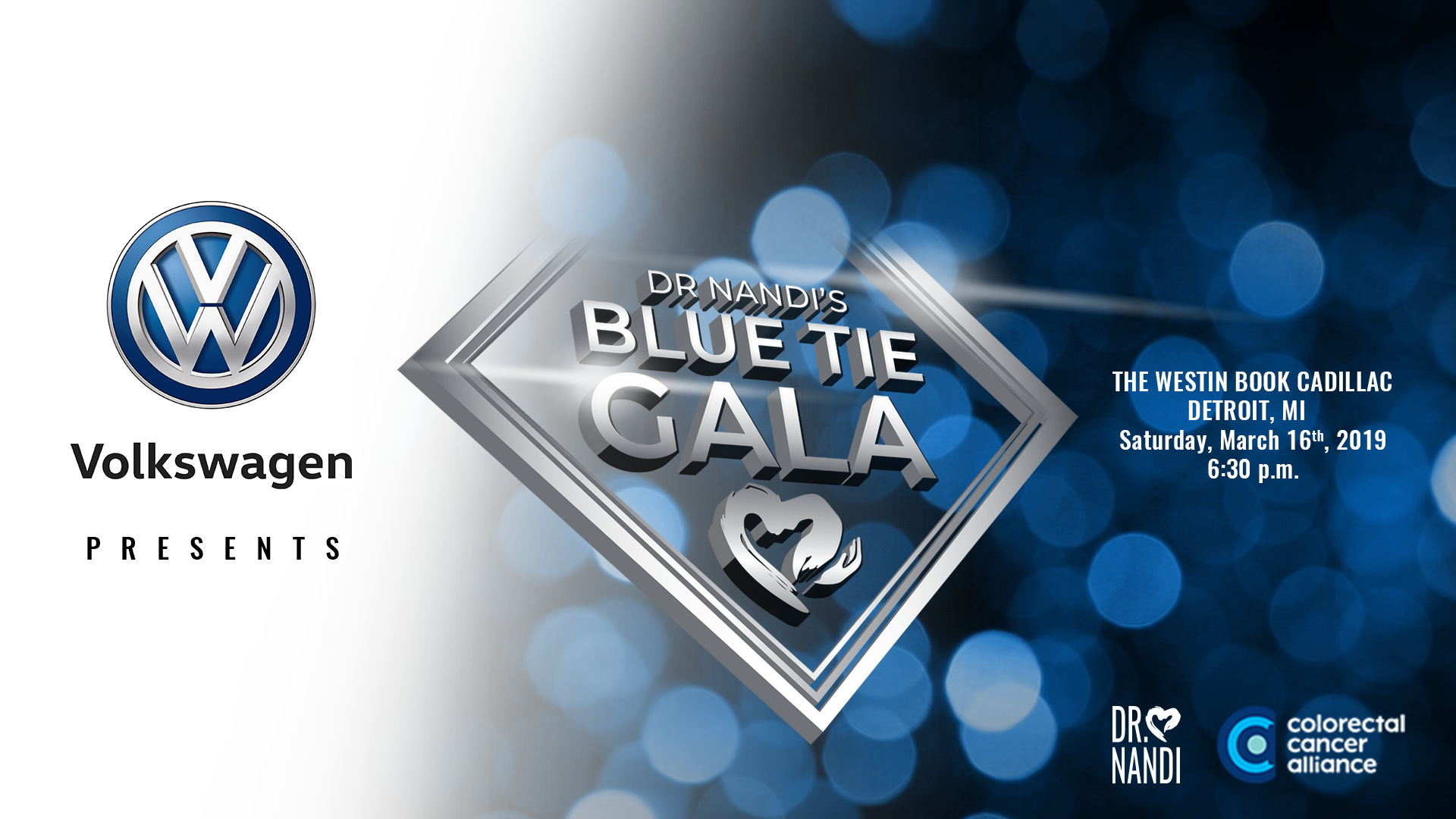 Volkswagen Presents Blue Tie Gala