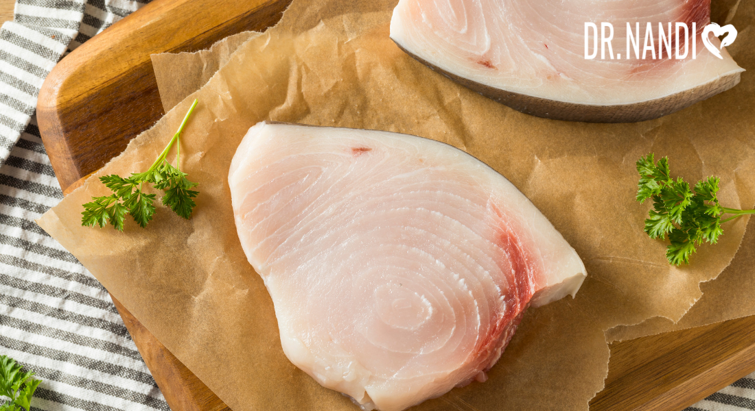 Health Benefits of Swordfish