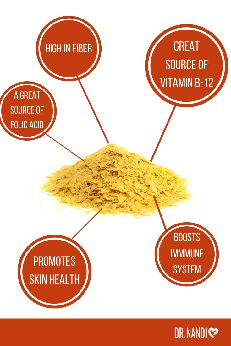 Health Benefits of Nutritional Yeast