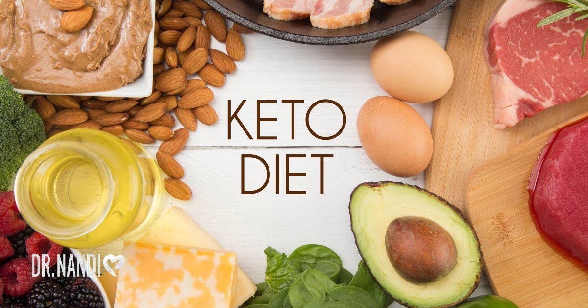 eating on keto, bad health trends