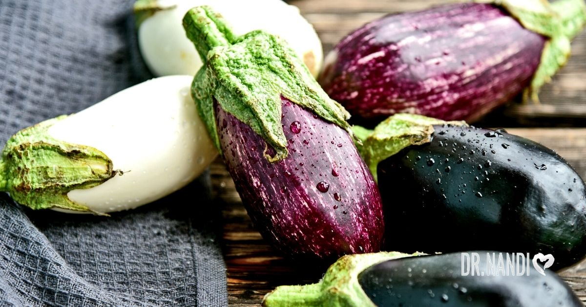 Types of eggplant, eggplant varieties