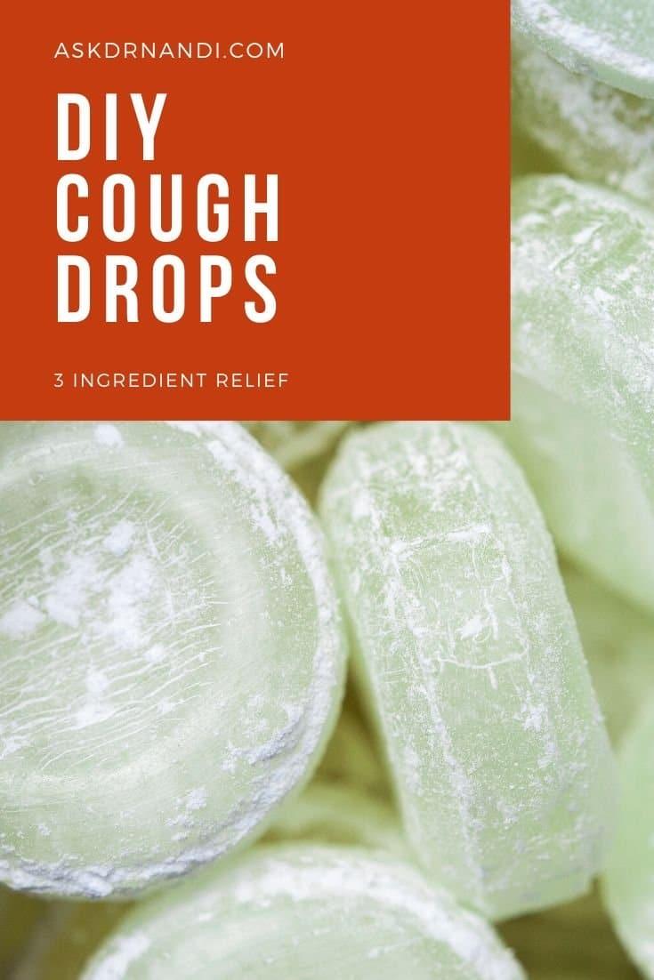 Dr Nandi Cough Drops