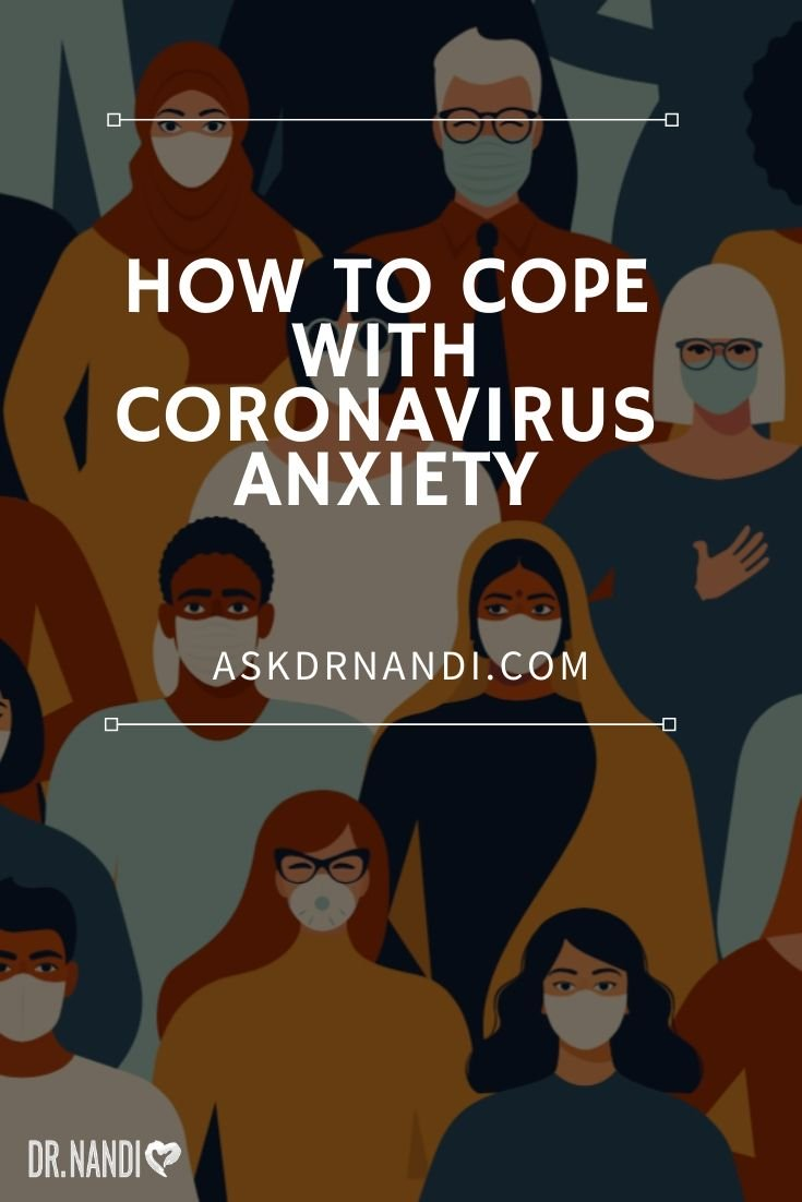 Avoiding Anxiety During the COVID-19 Pandemic