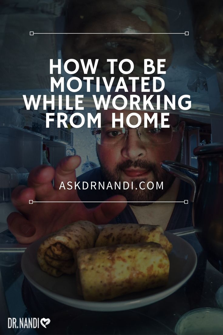 How to Eating Healthy While Working From Home