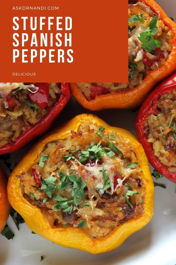 Stuffed Spanish Peppers