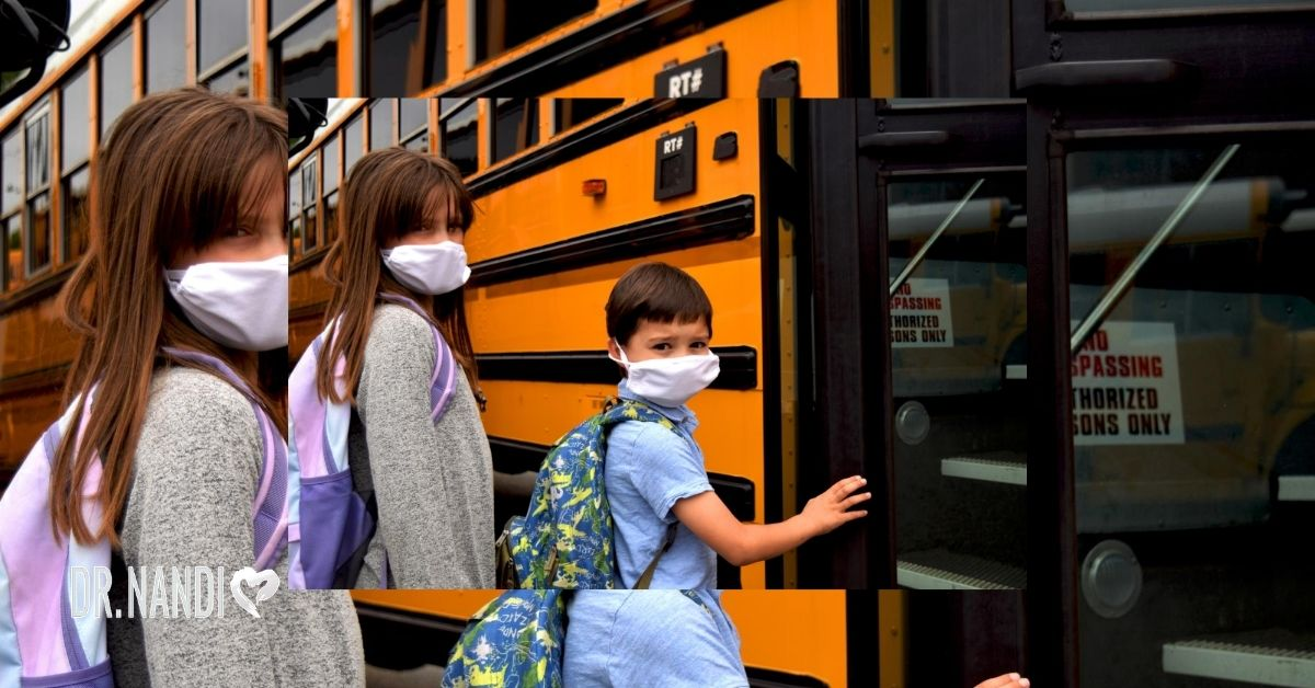 97,000 children tested positive for C-19 in 2 weeks as more schools plan to reopen