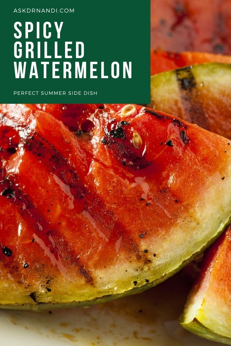Spicy Grilled Watermelon is the Summer Side Dish Everyone Has To Try