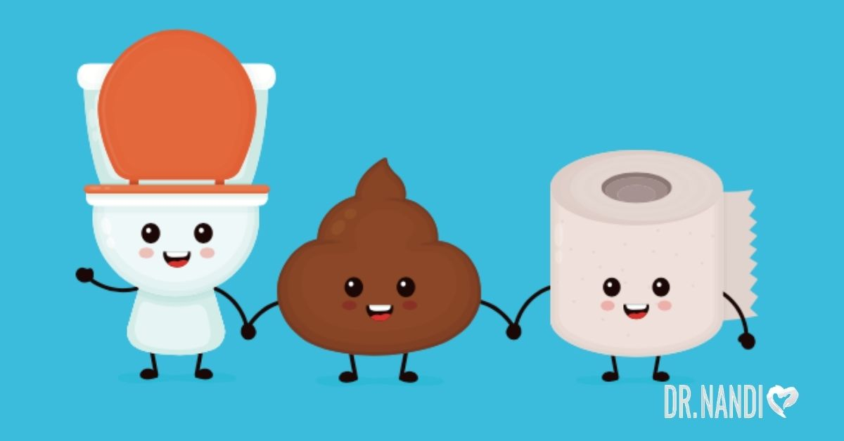 Things Your Poop Says About Your Health