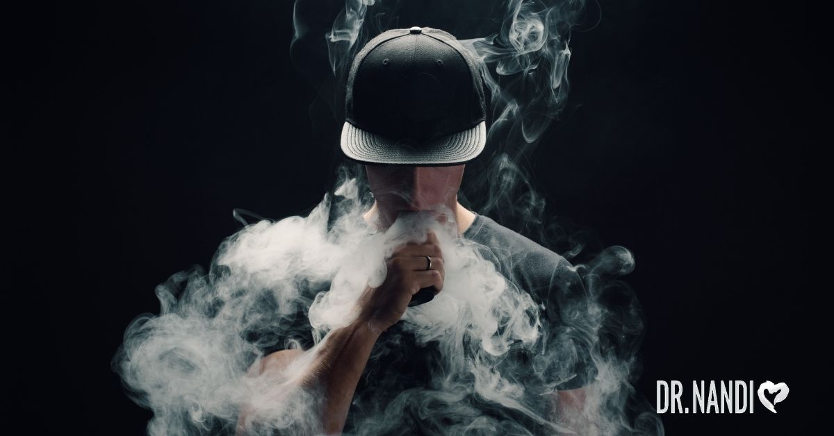 Vaping Could Cloud Your Thoughts, New Studies Suggest