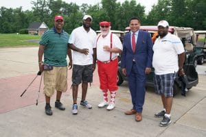 Stroke Fore Stroke Golf Outing - Dr. Nandi Charities
